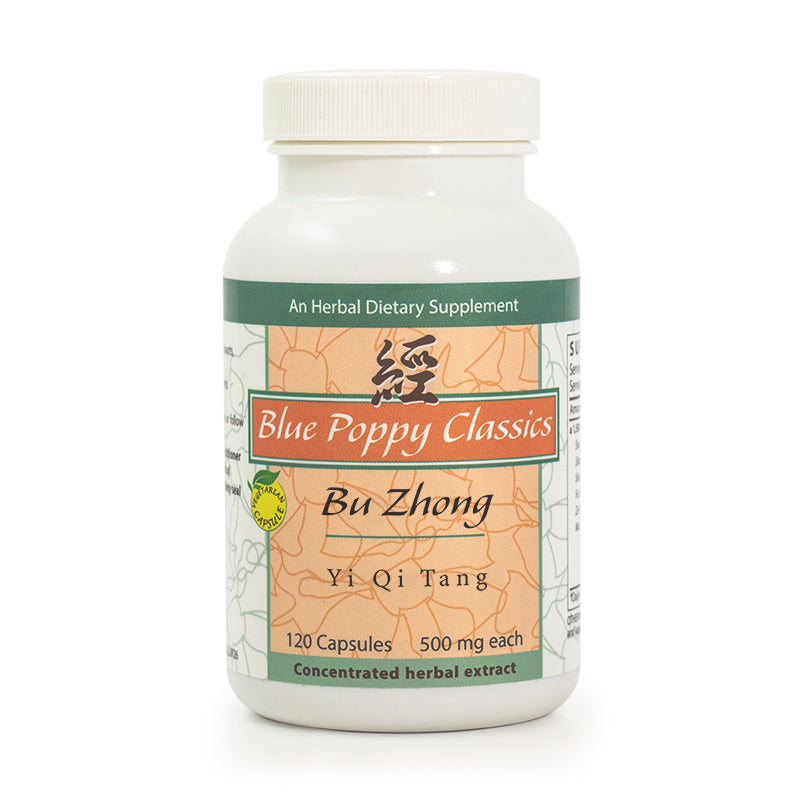 Bu Zhong Yi Qi Tang - Blue Poppy Classics - Blue Poppy - People's Herbs