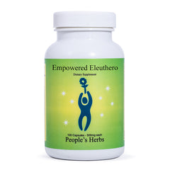 Empowered Eleuthero - People's Herbs