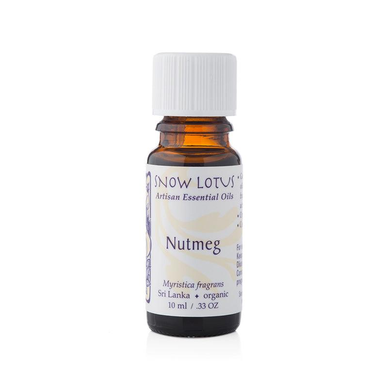 Nutmeg essential oil - Snow Lotus - People's Herbs