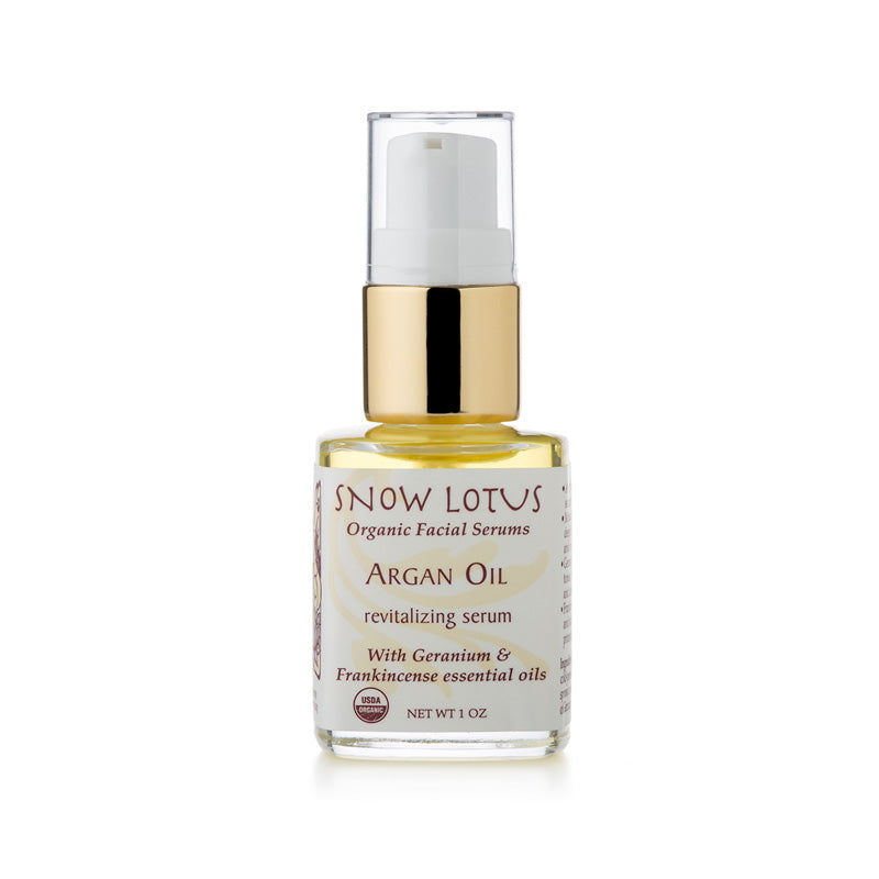 Argan Oil Revitalizing Facial Serum - People's Herbs