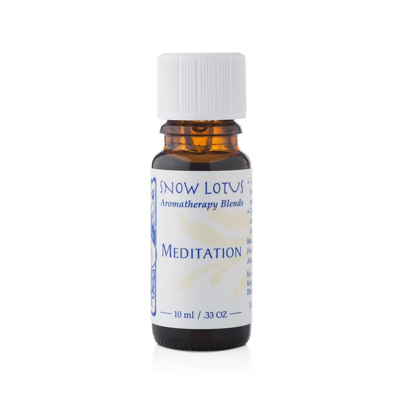 Meditation essential oil - Snow Lotus - People's Herbs