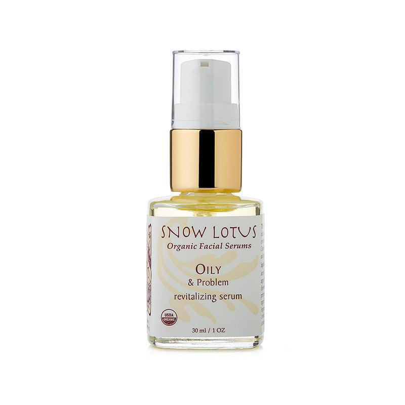 Revitalizing Facial Serum for Oily Skin - People's Herbs
