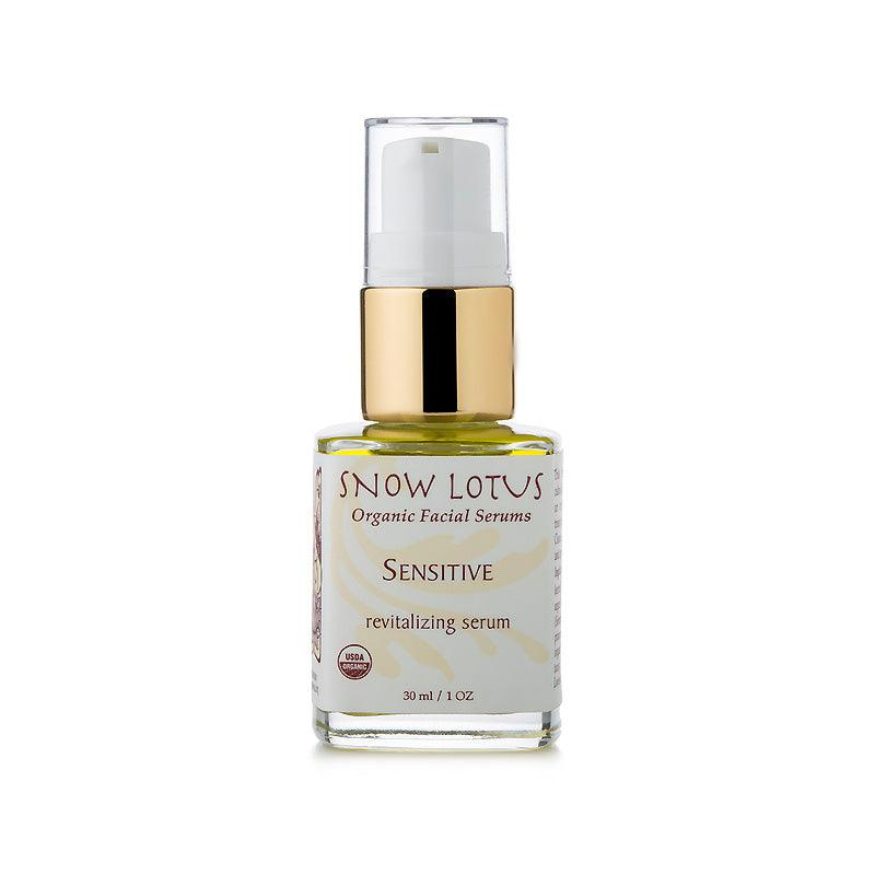 Revitalizing Facial Serum for Sensitive Skin - People's Herbs