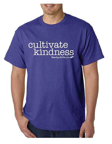 Cultivate Kindness Shirt Assorted Colors (unisex)