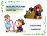 "Children's Book: ""A Little Rees Specht Cultivates Kindness"""