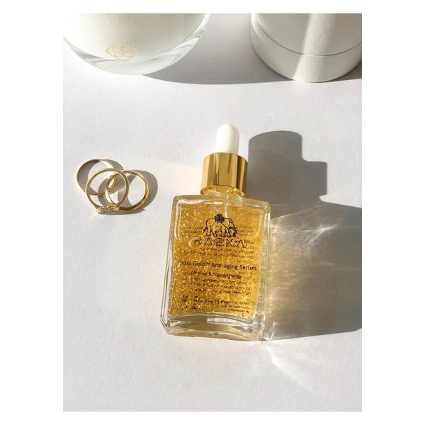 India Gold - Anti-aging Serum