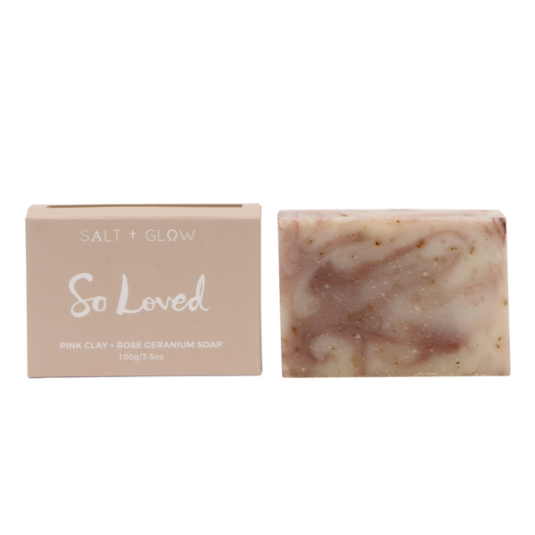 SO LOVED Soap
