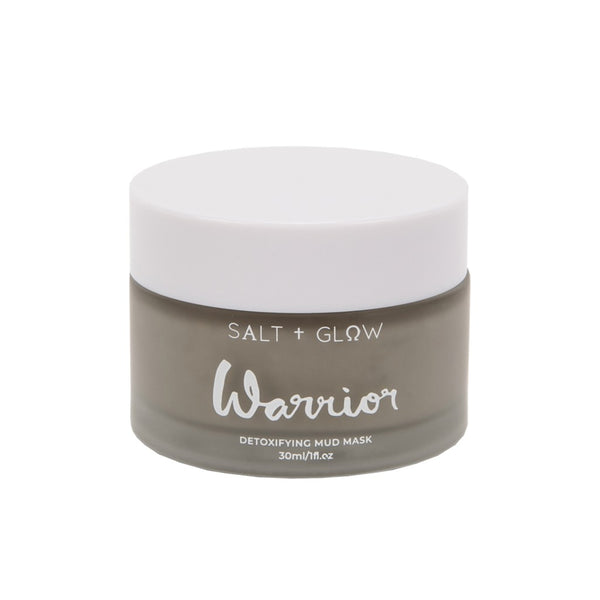 WARRIOR Detoxifying Mud Mask