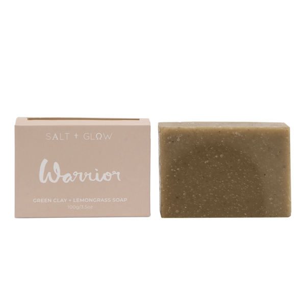 WARRIOR Soap
