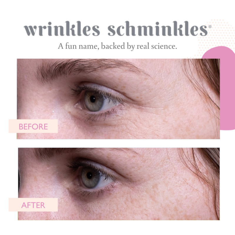 EYE WRINKLE PATCHES - 3 PAIRS