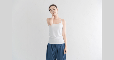 Lacely Slips and Camisole