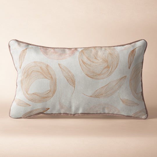 pillow, pattern, surface designer, organic, ink illustration