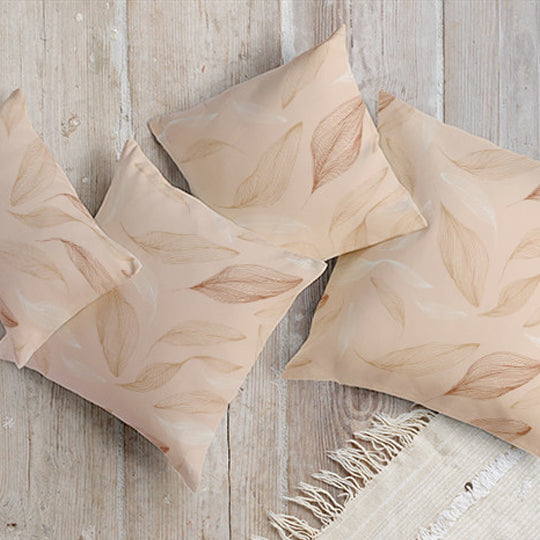 pillow, home, decor, fabric, earthy tones
