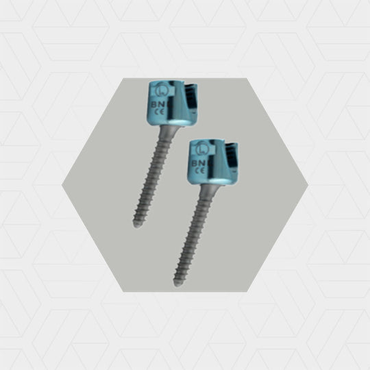 Poly-axial Screw