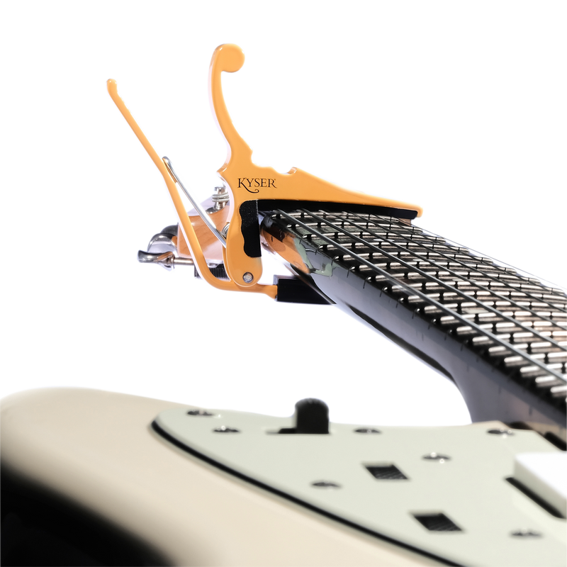Kyser Quick-Change Electric Guitar Capo