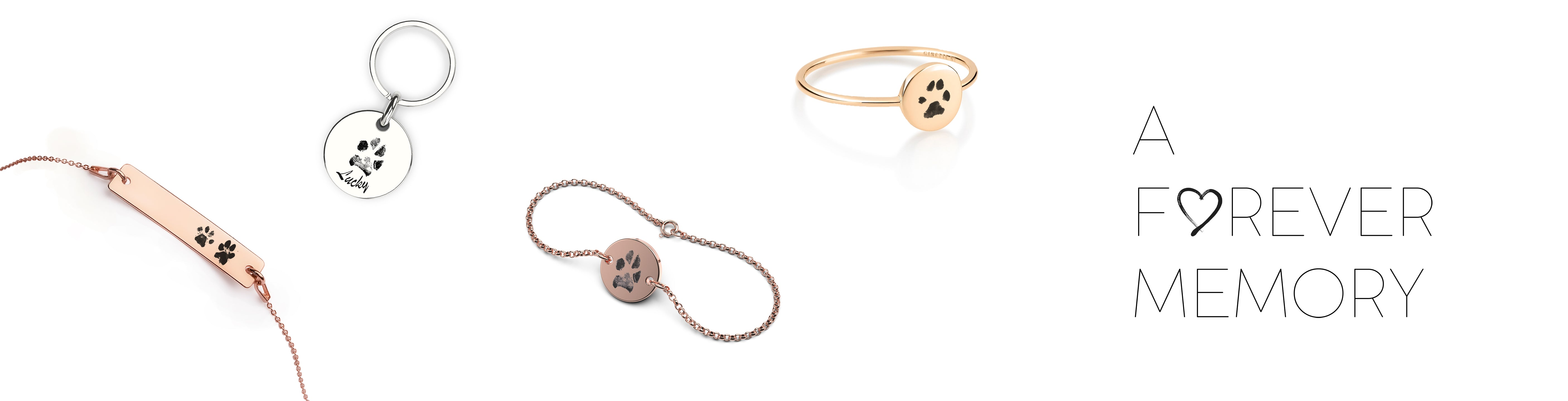 Custom Paw Jewelry A Forever Memory