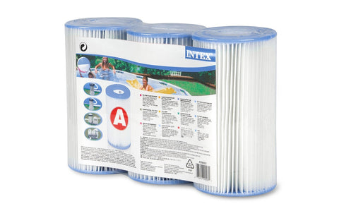 Type A Filter Cartridge, 3 Pack