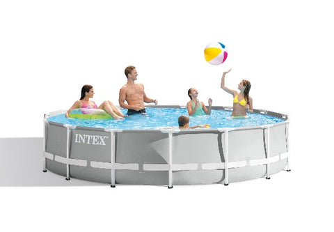 Intex Prism Frame Premium Pool Set 427mx107m