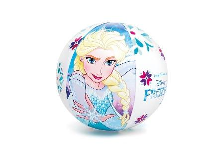 Frozen Beach Ball