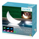 LED Floating Crescent Light