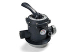 "Intex 6-Way Valve For 16""Sand Filter Pump For 14 Sand Filter Pump"