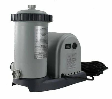 INTEX 1500 GAL FILTER HOUSING AND MOTOR FOR 28636