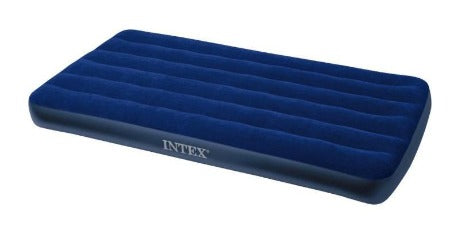 Junior Twin Classic Downy Airbed - Blue