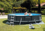 Ultra XTR Frame Pool Set 488cm x 122cm