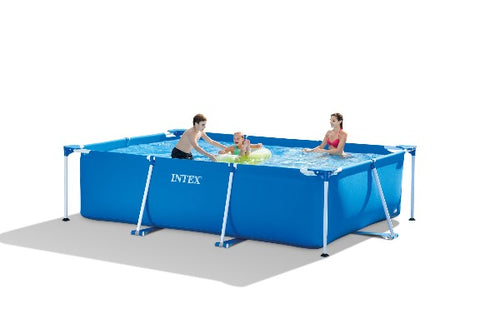3,0mx2,0mx0,75cm Rectangular Frame Pool