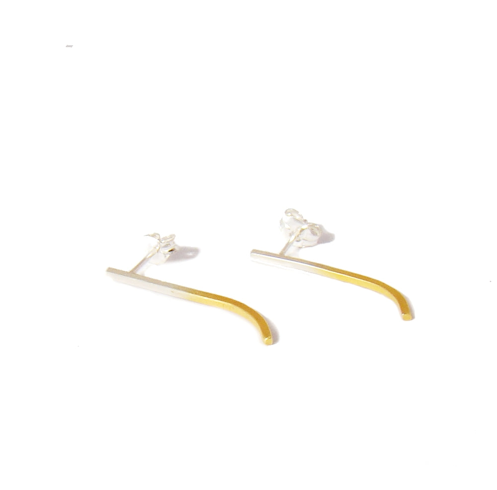 Grace Curved Stud