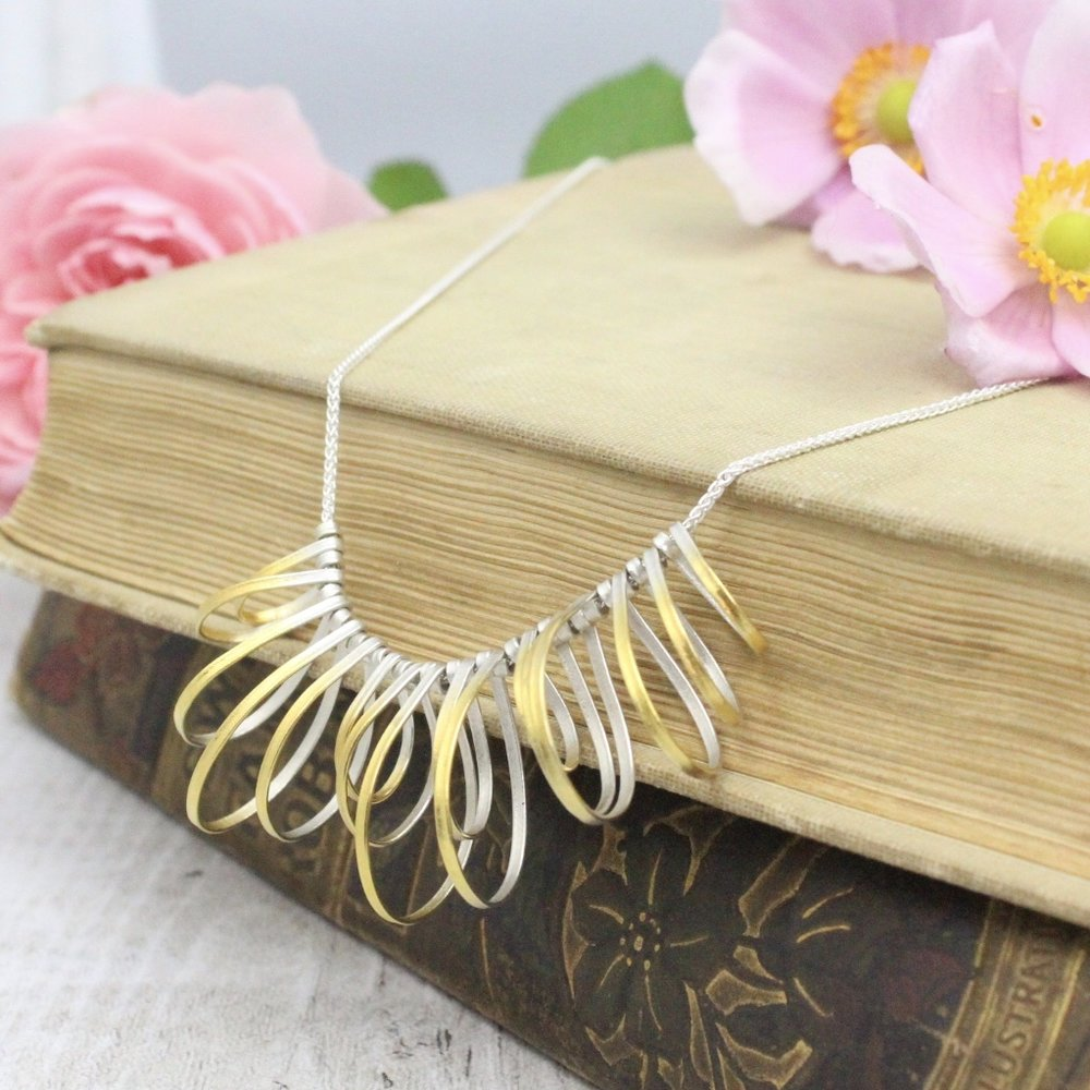 Loop Midi Necklace