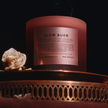 LARGE SIZE SLOW BURN CANDLE - PRE-ORDER