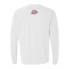 HAPPY & SAD AIRBRUSH LONG SLEEVE TEE