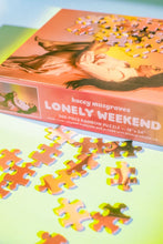 LONELY WEEKEND PUZZLE