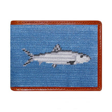 Load image into Gallery viewer, Needlepoint & Leather Wallet - 6 styles