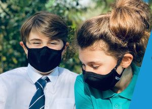 Certified Face Coverings for School Children