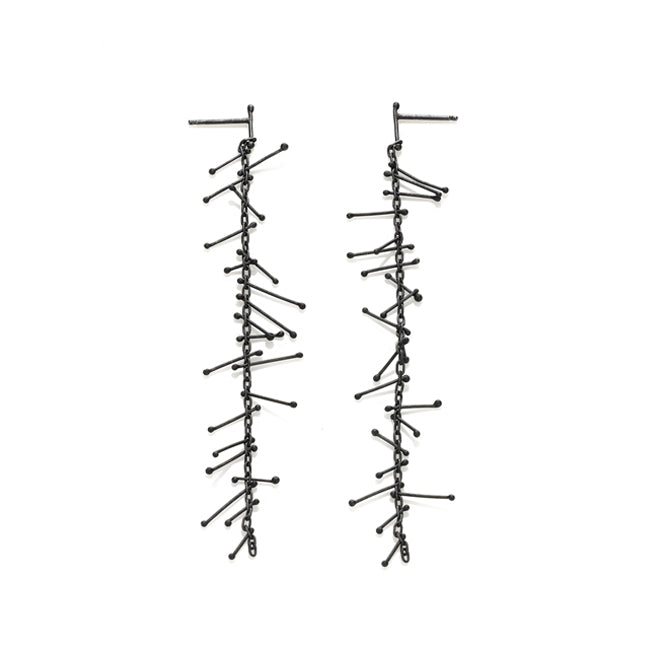 Branch Earrings / עגילי ענפים