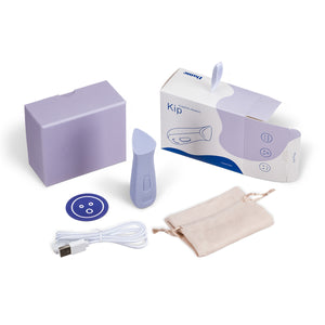 Dame Products Kip Vibrator in Box