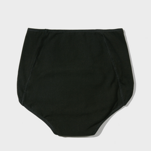 EVE period panty black color back display