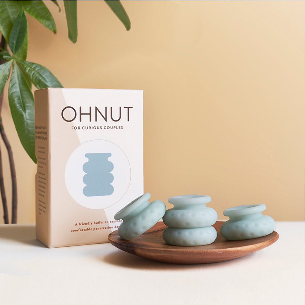 Wearable Buffer Rings - Ohnut
