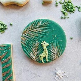 Palm Leaf Cookie Embosser