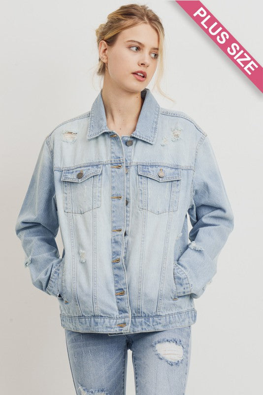 Denim Jacket +