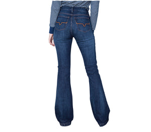 Women's Jennifer High Rise Flare Leg Jean