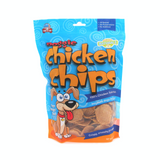Doggie Chicken Chips Treat (4oz, 8oz, 16oz Bag)