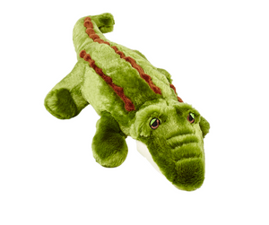 Fluff & Tuff Georgia Gator Dog Toy