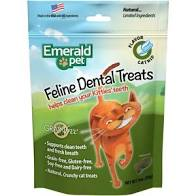 Emerald Pet Catnip Dental Treat