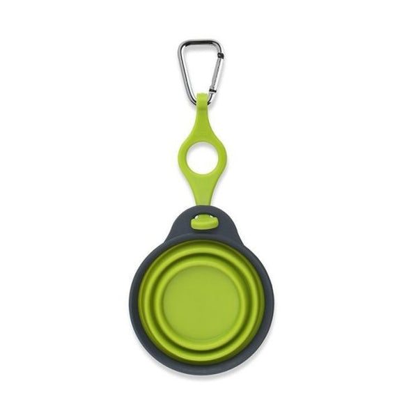 Small Collapsible Travel Green