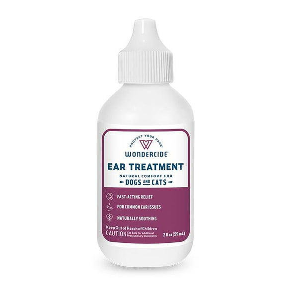 Wondercide Ear Treatment