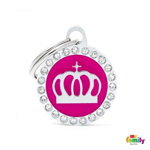 Fuchsia Crown