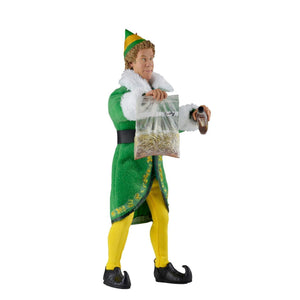 "Buddy the Elf 8"" Clothed Figure from Elf the Movie"